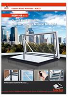 Roof hatch RHTG leaflet