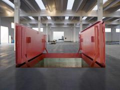 Floor door, hinged - Gorter® floor doors offer easy access to basement