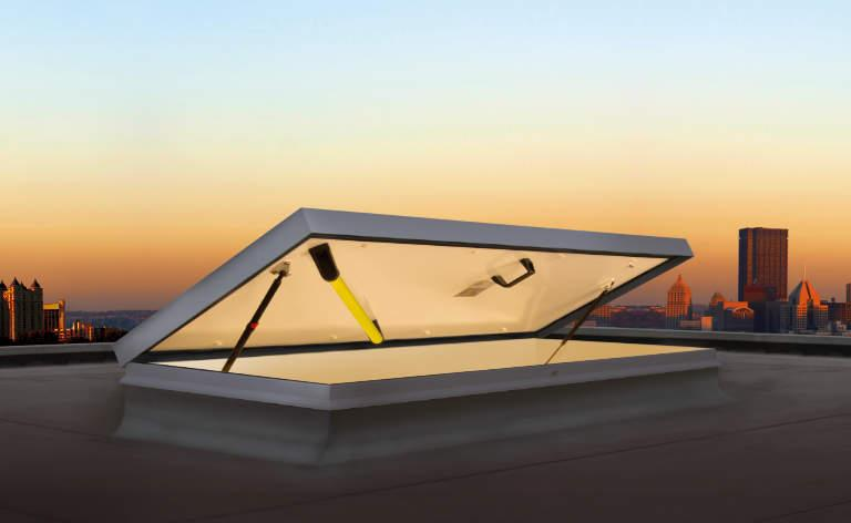 Gorter roof hatches offer many benefits